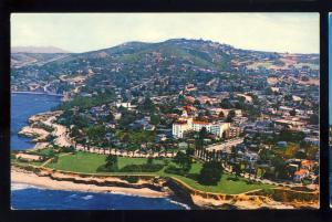 La Jolla, California/CA/Calif Postcard, Aerial View Of Community