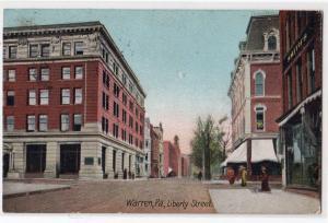 Liberty St. Warren PA