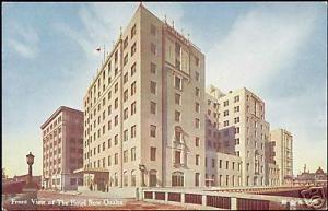 japan, OSAKA, The Hotel New Osaka (1960s)