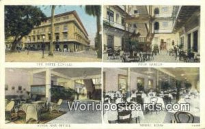 Hotel Central, Palm Garden Republic of Panama Unused