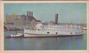 Steamer City Of Richmond Built Sparrows Point Maryland 1913