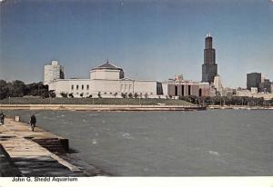 John G Shedd Aquarium - Chicago, Illinois, USA