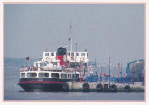 Merset Ferry at the Pier Head , LIVERPOOL , England, 70-90s
