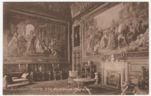 Berkshire; Windsor Castle, The Audience Chamber PPC By Frith, Unposted, c 1930's