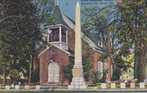 Delaware Dover Christ Episcopal Church