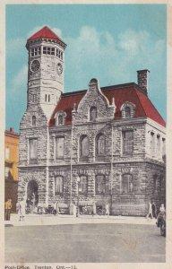 TRENTON, Ontario, Canada, 1900-1910's; Post Office