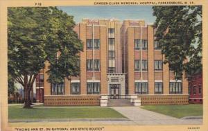 West Virginia Parkersburg Camden-Clark Memorial Hospital Curteich