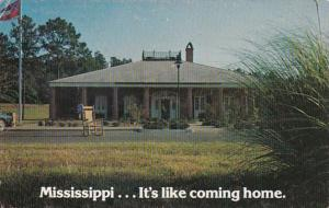 Mississippi Meridian Mississippi Welcome Center I-59
