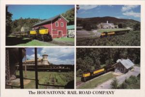Multi View The Housatonic Railroad Company Canaan Connecticut