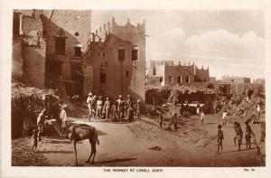 Yemen Aden The Market at Lahej