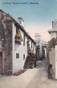 A Novel Flower Garden, Bermuda, 1900-1910s