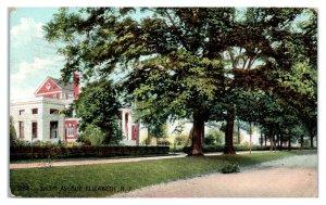 1908 Salem Avenue, Elizabeth, NJ Postcard *5Q9
