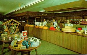 Michigan Frankenmuth Cheese House Swiss Colony Store 1981