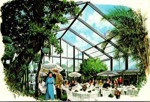 Florida Delray Beach Patio Delray Restaurant 1981