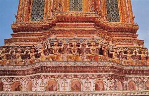 Bangkok Thailand Mondhop in Wat Arun, Temple of Dawn Bangkok Mondhop in Wat A...