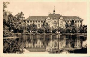 Czech Republic Litovel Opletalovo stát reál gymnasium 02.79