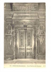 Hotel Des Invalides, Les Portes De Bronze, Paris, France, 1900-1910s