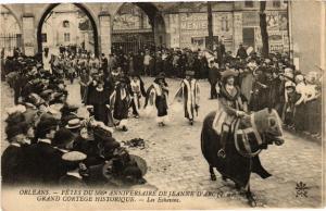 CPA ORLÉANS-Fetes du 500 Anniversaire de Jeanne d'Arc-Grand Cortege (265898)