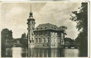 Holland, Netherlands, Breda, Kasteel Bouvigne, 1944 used RP