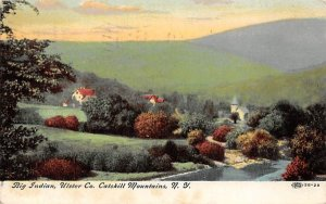 Big Indian Ulster Co   New York Postcard