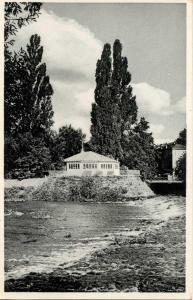 Germany - Bad Kreuznach. Elisabethquelle