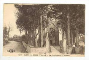 La Chapelle De La Brosse, Bains-les-Bains (Vosges), France, 1900-1910s