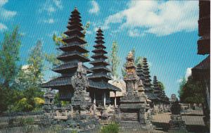 Bali Pura Tamanajun Temple at Menwi