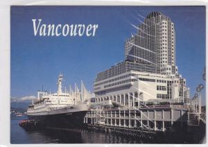 VANCOUVER , B.C. , Canada , 50-60s ; Canada Place pier
