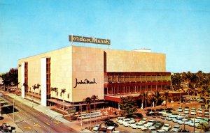 Florida Miami Beach Jordan Marsh Department Store 1961