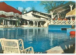 Ile Maurice, Mauritius, Le Club Mediterranee, used Postcard