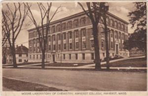 Massachusetts Amhurst Moore Laboratory Of Chemistry Amherst College