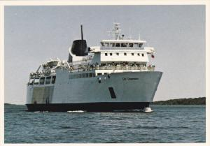 M.S. Chi-Cheemaun, SOUTH BAYMOUTH, Ontario, Canada, 50-70´s