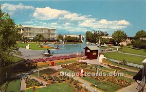 Old Vintage Golf Postcard Post Card Las Vegas Hacienda Las Vegas, Nevada, NV,...