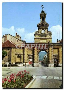 Modern Postcard Pontarlier La Porte Saint Pierre