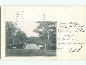 Pre-1907 CRANDALL PARK Glens Falls New York NY n6292