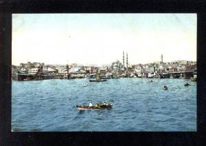 031278 COSTANTINOPLE Stamboul view Vintage color PC