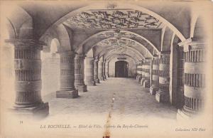 France La Rochelle Hotel de Ville Galerie du Rez-de-Chaussee