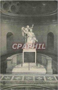 Postcard Old Chapel Paris Explatoire Apotheosis of Louis XVI