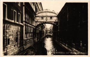 CPA AK VENEZIA Ponte dei Sospiri ITALY (525173)