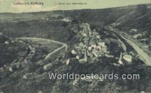 Luftkurort Kyllburg Germany, Deutschland Postcard Blick Vom Marienturm Luftku...
