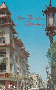 SAN FRANCISCO , California , 1950-60s ; Chinatown