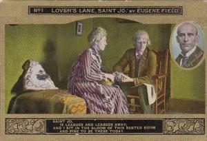 Eugene Field No 1 Lover's Lane Saint Jo
