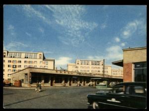 RIGA New Residental District in Tereshkova Street Latvia Photo Soviet Postcard