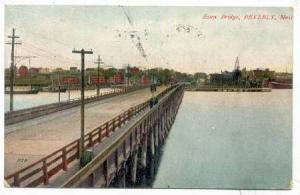 Essex Bridge, Beverly, Massachusetts, 00-10s