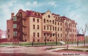 Mercy Hospital - Denver CO, Colorado DB - 1911