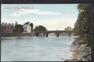 Wales Postcard - Canton Bridge, Cardiff  A7435
