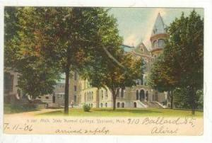 State Normal College, Ypsilanti, Michigan, 1906 PU