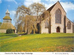 Church of St. Mary the Virgin Pembridge