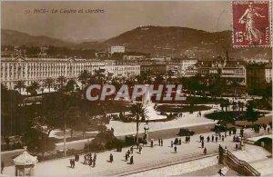 Postcard Modern Landscapes Gabon Lighthouse and the Cape Range Esterias