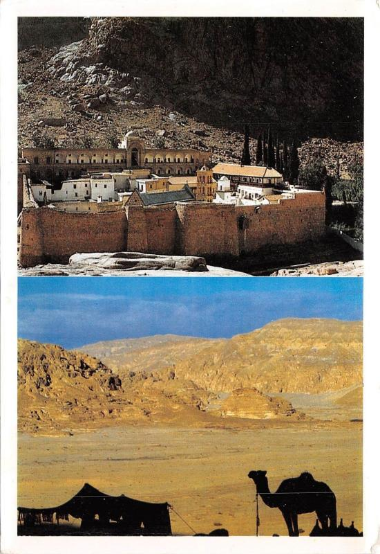 BF1137 sinai and st cathedrine  Israel